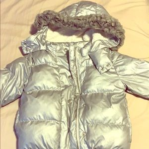 Child's winter coat